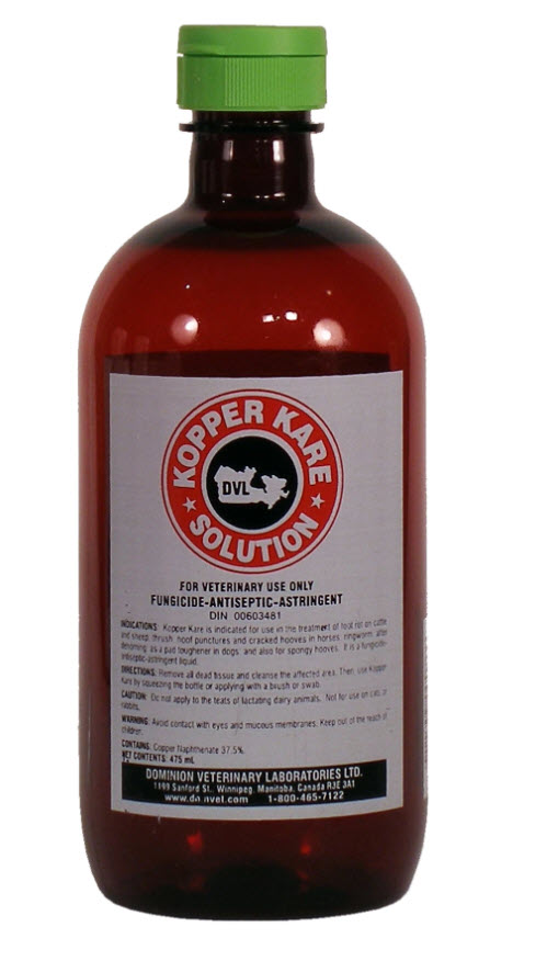 Medecine Kopper Kare - Trush 475 ML