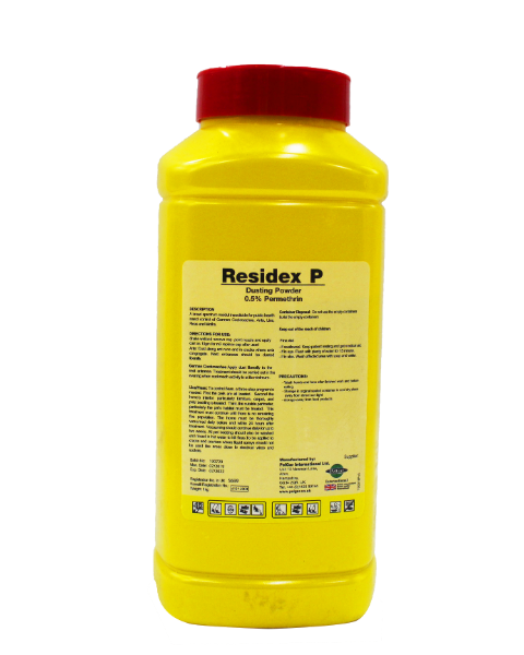 Insecticide English Resident Powder For Ant 1 KG